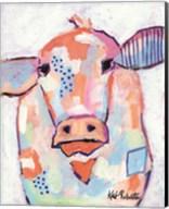 Moo Series:  Bernadette Fine-Art Print