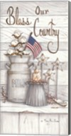 Bless Our Country Fine-Art Print