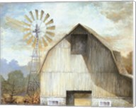 Barn Country Fine-Art Print