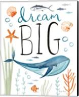Whale Tale I Fine-Art Print