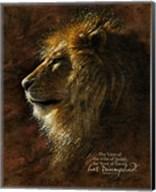 His Majesty - Revelations Verse Fine-Art Print