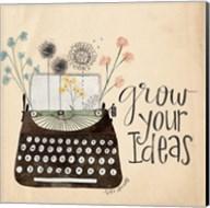 Grow Your Ideas Fine-Art Print