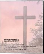 Resurrection III Fine-Art Print