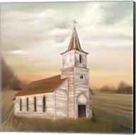 God's House Fine-Art Print