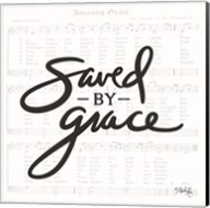 Saved by Grace Fine-Art Print