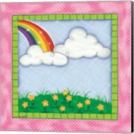 Rainbow & Clouds Fine-Art Print