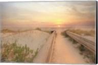 Jacksonville at Daybreak Fine-Art Print