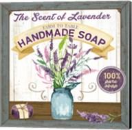 Farm to Table Handmade Soap Fine-Art Print