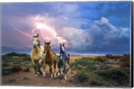 Wild Horses Of The Sea Fine-Art Print