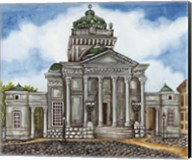 Synagogue Warsaw Exterior Fine-Art Print