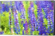 Fluid Flowers VIII Fine-Art Print