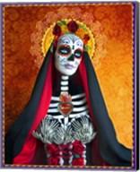 DOD-Santa Muerte Fine-Art Print