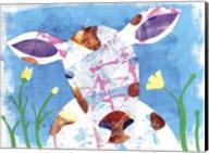 Colorful Cow Fine-Art Print