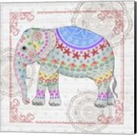 Deco Elephant Fine-Art Print