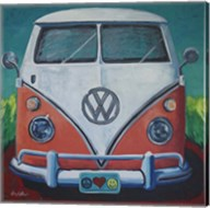 Volkswagen Van Bohemian Dream Fine-Art Print