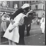 Kissing the War Goodbye Fine-Art Print
