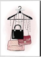 Handbags Stock Fine-Art Print