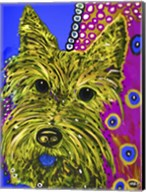 Scottie Yellow Fine-Art Print