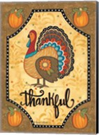 Thankful Turkey Fine-Art Print