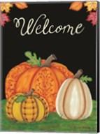 October Welcome Fine-Art Print