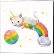 Rainbow Caticorn II Fine-Art Print