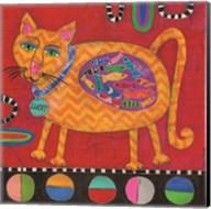 Lucky the Cat Fine-Art Print