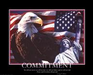 Patriotic-Commitment Fine-Art Print