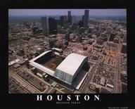Houston Astros - Minute Maid Park Fine-Art Print