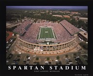 Spartan Stadium - Michigan State Fine-Art Print