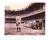 Babe Bows Out, c.1948 Fine-Art Print