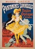 Pantomimes Lumineuses Fine-Art Print