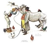Horse Trader Fine-Art Print