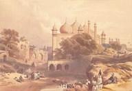 Jama Musjia Agra Fine-Art Print