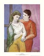 Lovers Fine-Art Print
