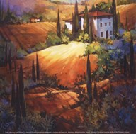 Morning Light Tuscany Fine-Art Print