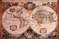 Map - Geographica Fine-Art Print