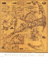 Historic Cape Cod Fine-Art Print