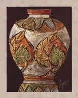 Birch Leaf Pottery Fine-Art Print