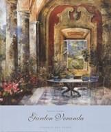 Garden Veranda Fine-Art Print