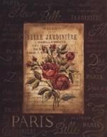 Bel Bouquet IV - mini Fine-Art Print
