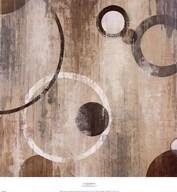 Orlando Mod Circles II Fine-Art Print