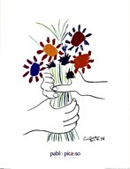 Main Aux Fleurs Fine-Art Print
