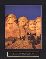 Leaders - Mount Rushmore Fine-Art Print