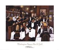 Washington Square Bar & Grill Fine-Art Print