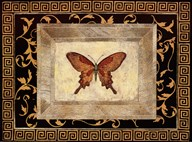 Winged Ornament I Fine-Art Print