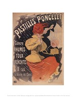Pastilles Poncelet Fine-Art Print