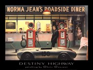 Destiny Highway Fine-Art Print