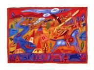 Crow Indians of North America Fine-Art Print