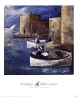 Dos Barcas Fine-Art Print