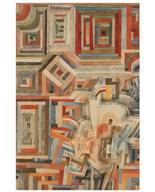 Palace Partially Destroyed Fine-Art Print